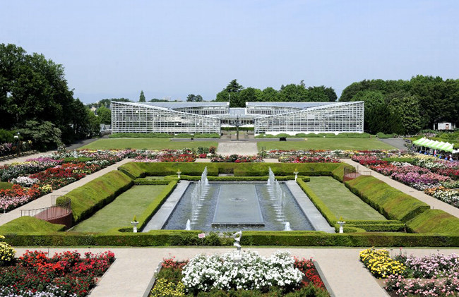 都立神代植物公園