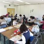 福岡市植物園 押し花教室