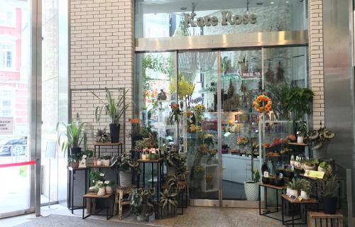 フローラルデザイン ケイトローズ 丸の内店