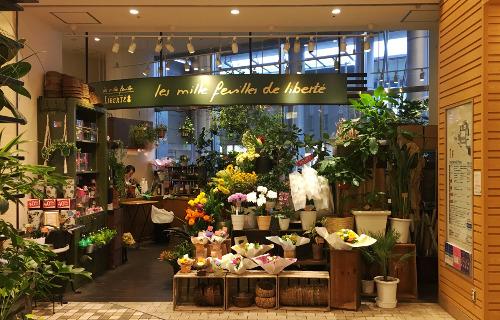 レ・ミルフォイユ・ドゥ・リベルテ 二子玉川店