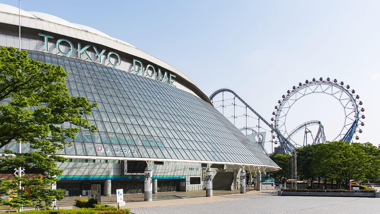 東京ドームのイベント
