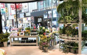 英国のラッシュ リバプール店に続いて世界で 2 店舗目となる花の販売サービス「Lush Flowers(ラッシュフラワー)」