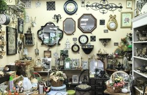 インテリア雑貨 壁掛け時計、鏡