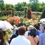 バラマイスターによる園内ガイド