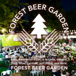 森のビアガーデン - 明治神宮外苑