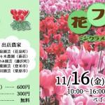 花フェス〜シクラメンと秋冬の花〜