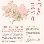 さつきまつり 高知県立牧野植物園