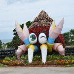 花やどかり 海洋博公園