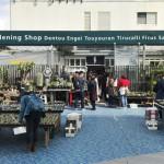 西武池袋本店屋上の鶴仙園にて2018年「春のサボテン・多肉植物フェア」開催