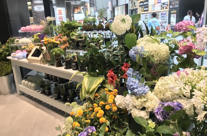 花の販売サービス「Lush Flowers(ラッシュフラワー)」