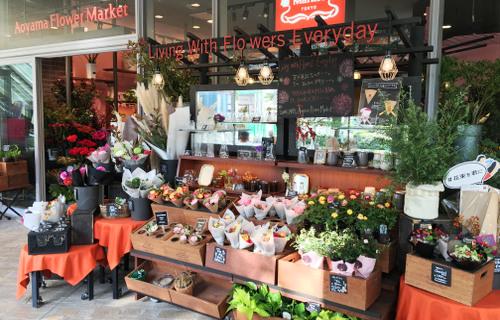 青山フラワーマーケット 東京ドームシティ店