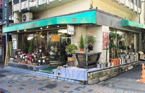 神楽坂 田口屋生花店